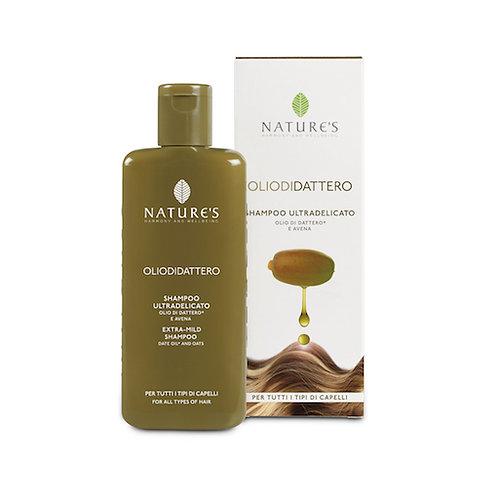 Shampoo Ultradelicato Olio di Dattero Bio Nature's