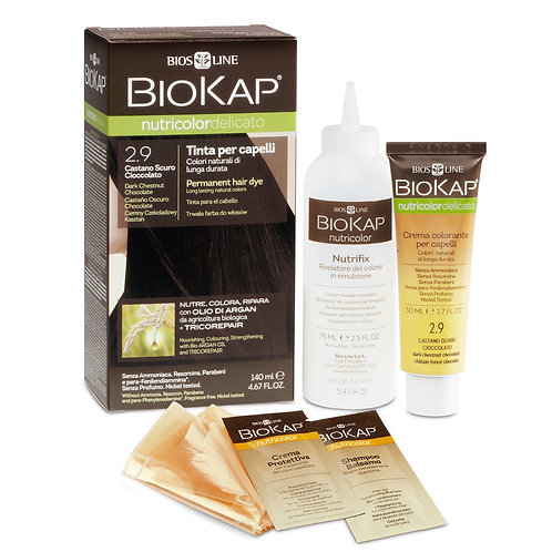 BioKap® Nutricolor Tinta Delicato