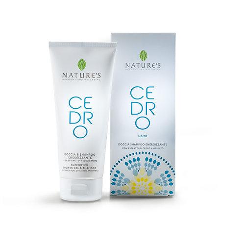 Doccia Shampoo Energizzante Cedro  Nature's