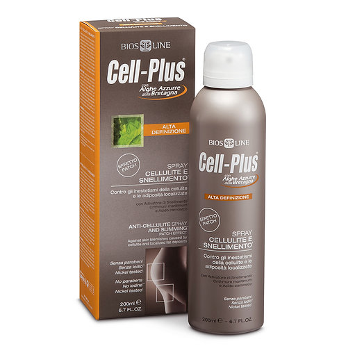 Cell-Plus® Spray Cellulite* e Snellimento**Bios Line