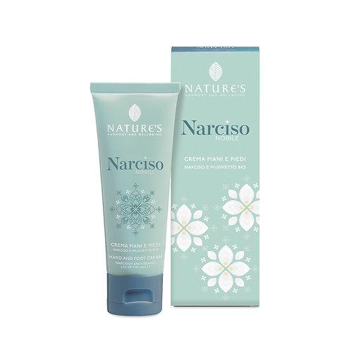 Crema Mani e Piedi Narciso Nobile Nature's