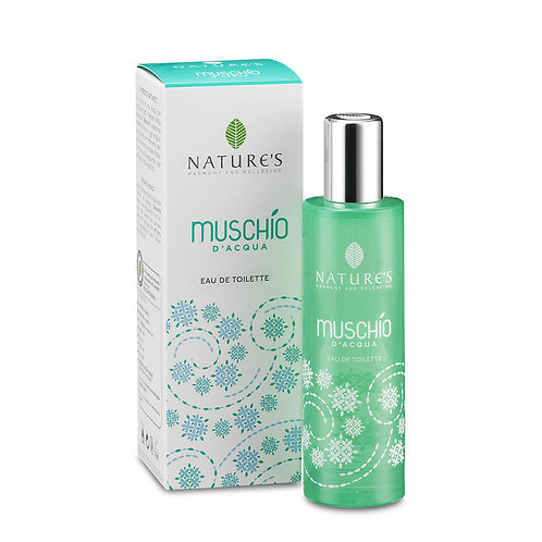 Eau de Toilette Muschio d'Acqua Nature's