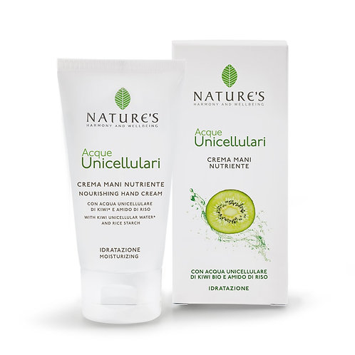 Crema Mani Nutriente Nature's