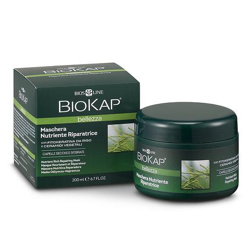 BioKap® Maschera Nutriente Riparatrice