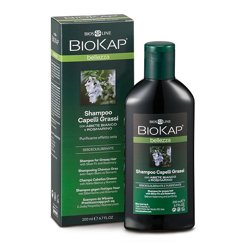 BioKap® Shampoo Capelli Grassi