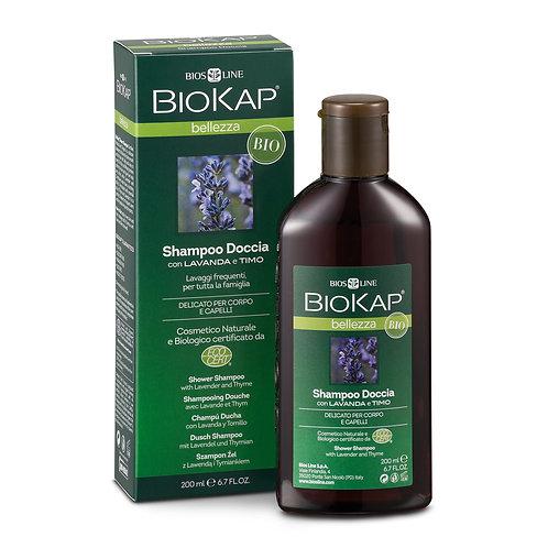 BioKap® Shampoo Doccia certificato Eco-Biologico