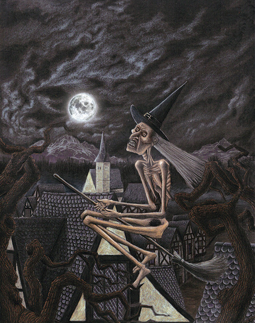 Anorexic Witch II (2013)
