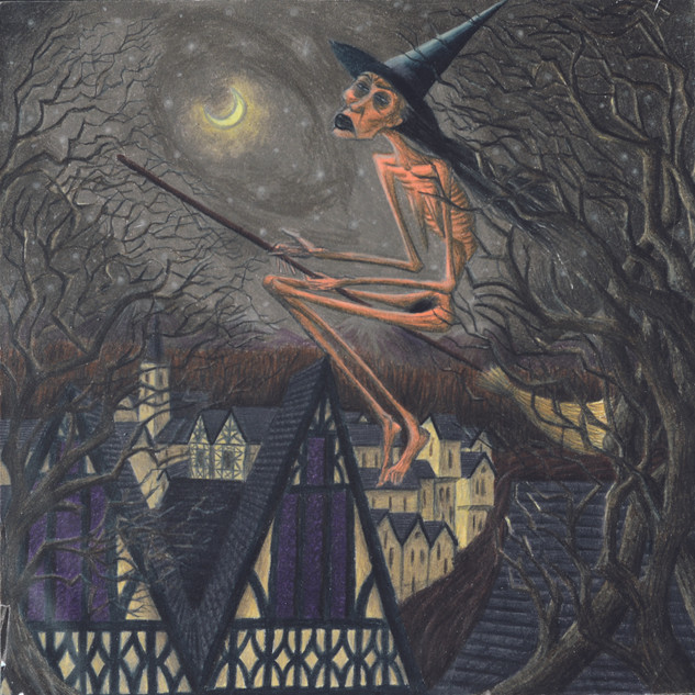 Anorexic Witch I (1994)