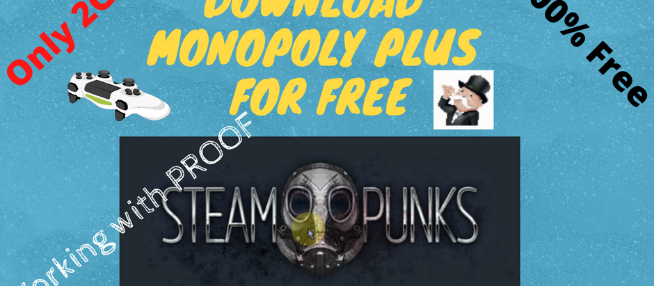 How to download Monopoly Plus For Free Highly Compressed
