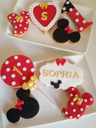 Minnie biscuits