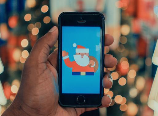 Santa Wants To Text You This Christmas