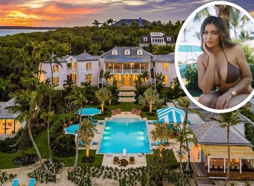 Kylie Jenner's $10k a Night Stay in Paradise