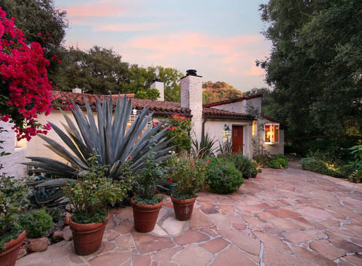 Beverly Hills Estate Formerly Owned By Katherine Hepburn and Boris Karloff for Sale $8.9 Million