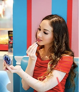 Teeny Wee Cosmetics Founder: Sasha Anne