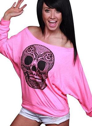 Candy Skull Shirt