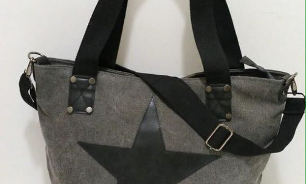 Vintage Star Handbag