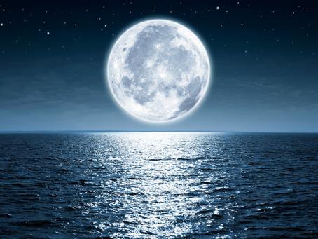 Moon Musings: Full Moon in Libra, April 2019