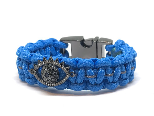 Evil Eye Nautical Blue
