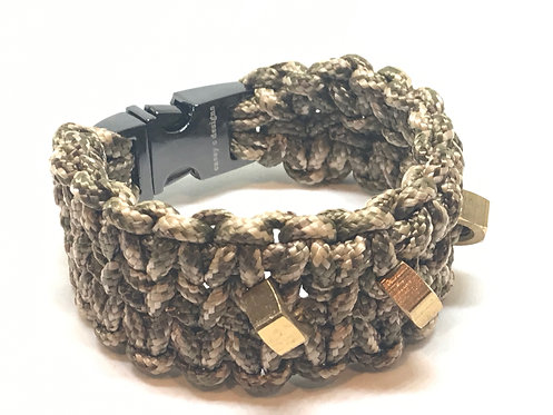 Khaki Camouflage Cuff