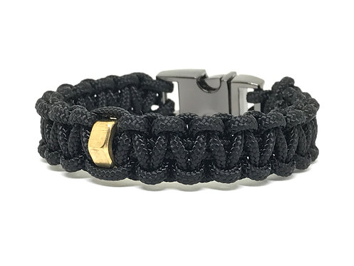 Stud 1 Black/bronze