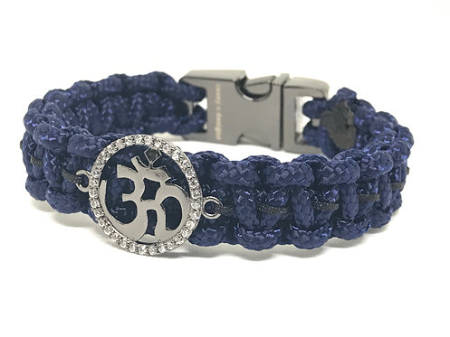 Midnight Navy Namaste