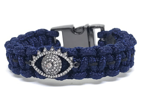 Evil Eye Midnight Navy