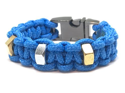 Stud 3 Nautical Blue