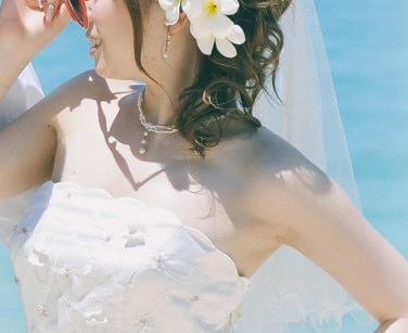 バリ島写真とヘア&メイク