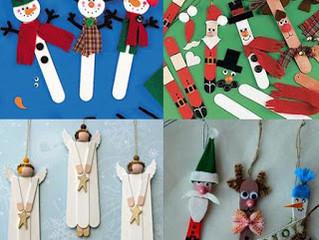 segunda-feira, 30 de novembro de 2015 Natal Reciclável
