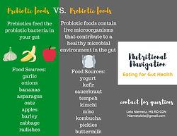 Nutritional Navigation - Gut Health Broc