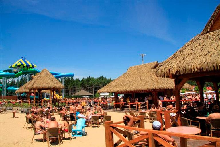 Tiki Hut Paradise Thatch