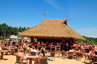 Tiki Hut Paradise