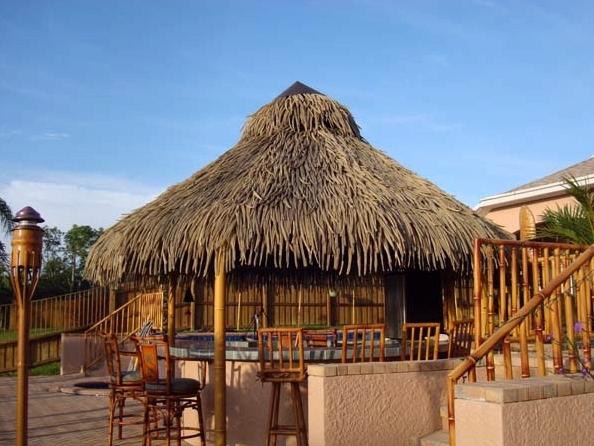 Island Hut Restaurant