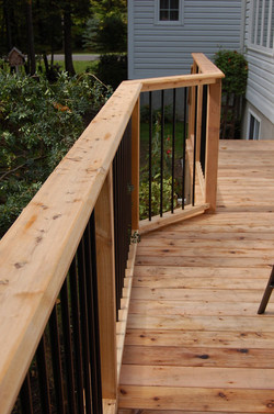 Side Deck & Deckorator Rail