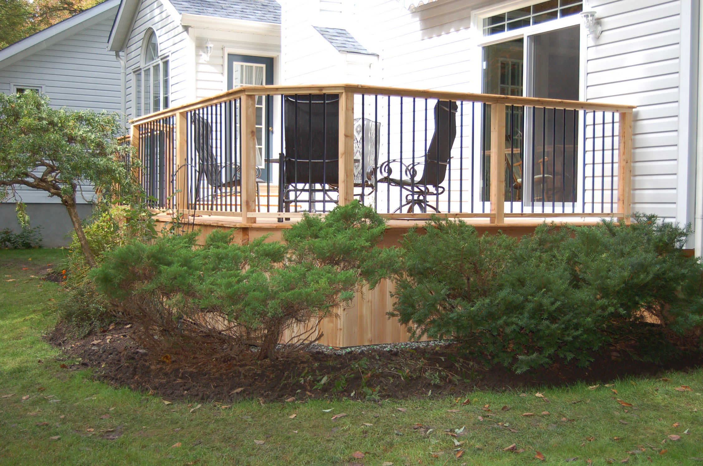 Side Deck & Deckorator Rail