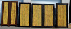 Bamboo Panels all Sizes and Shapes