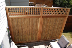 Bamboo Panels all Sizes and Shapes 2