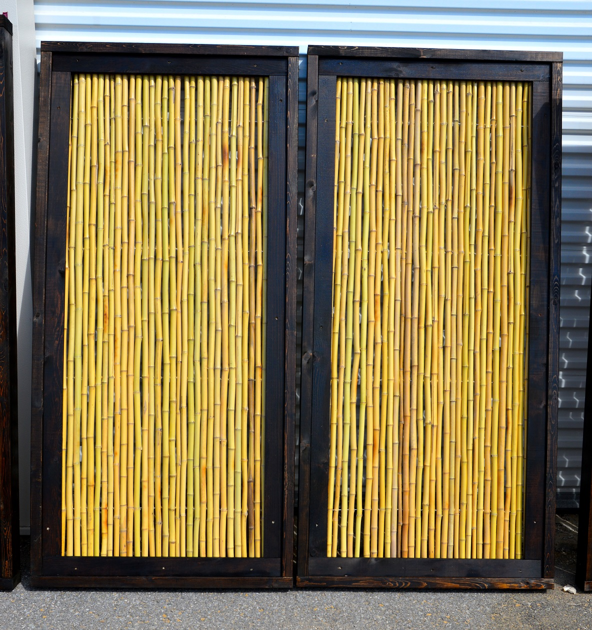 Bamboo Panels all Sizes and Shapes 3