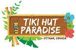 Tiki Hut, Thatch, Bamboo