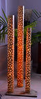 Tiki Hut, Tiki Hut Bamboo Light Sticks, Bamboo, Bamboo Light,