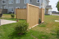 Privacy Bamboo Panels 4
