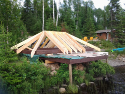 Home Owner Tiki Hut Thunder Bay