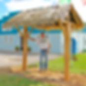 Tiki Hut Paradise Americana Kits