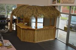 Tiki Bar Dive Shop