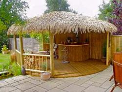 Tiki Bar Deck