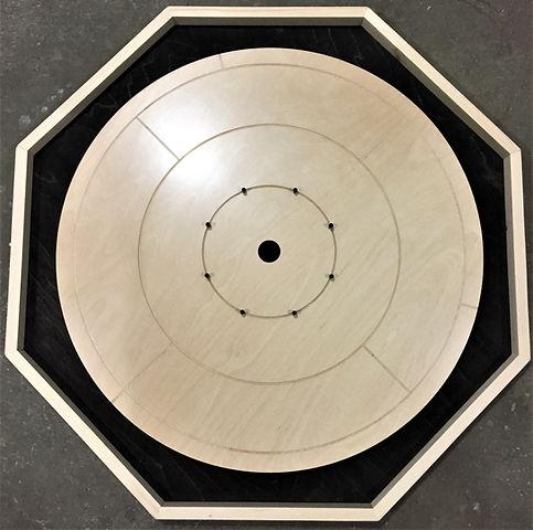standard crokinole board