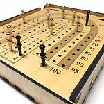 Crokinole Score Board