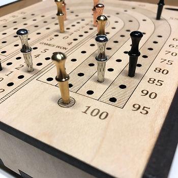 Crokinole Score Counter