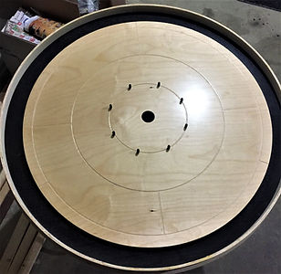 Custom Crokinole Board
