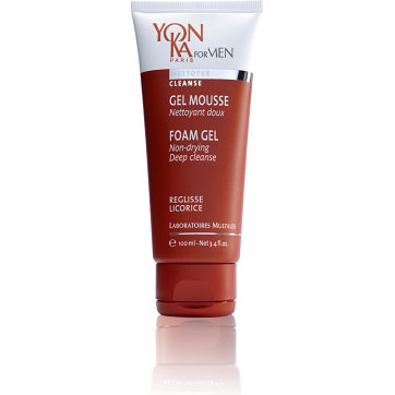 GEL MOUSSE MEN'S LINE
